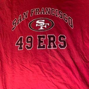 Shirts - San Francisco 49's T-shirt
